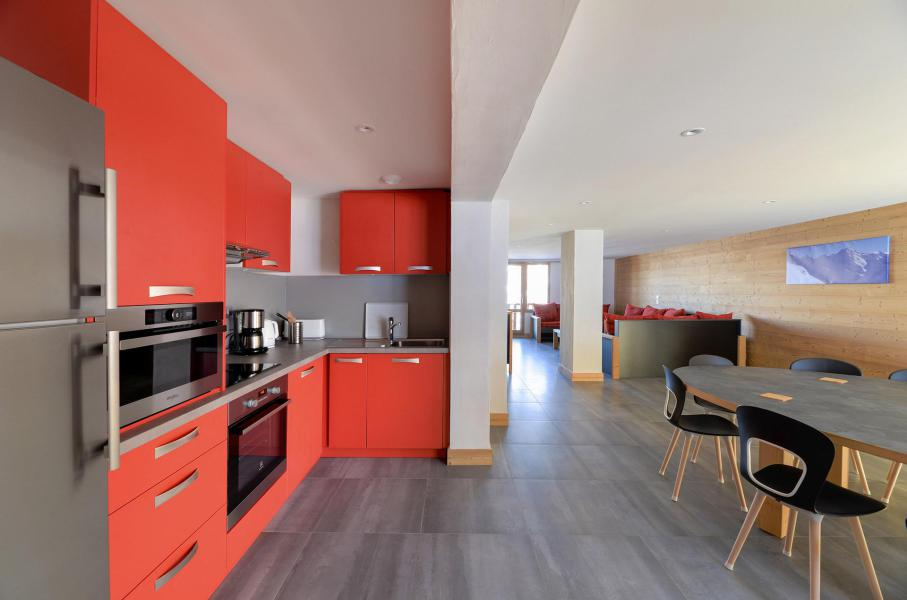 Holiday in mountain resort 6 room apartment 13 people (303) - Résidence Backgammon - Montchavin La Plagne