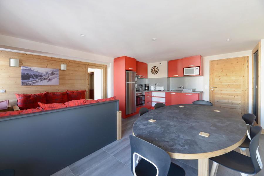 Holiday in mountain resort 4 room apartment 8 people (313) - Résidence Backgammon - Montchavin La Plagne