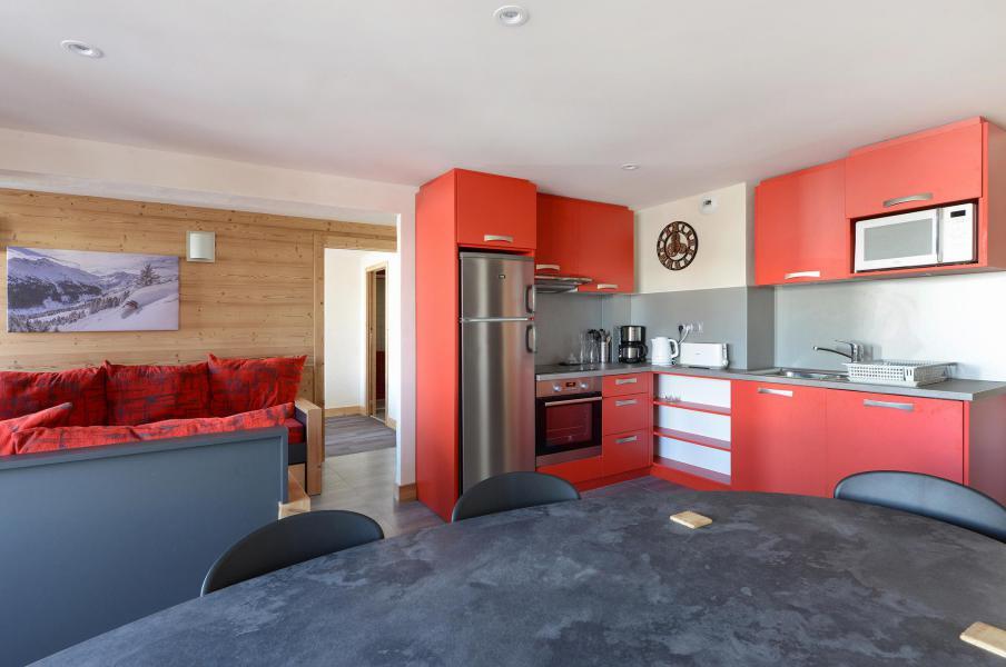Holiday in mountain resort 4 room apartment 8 people (213) - Résidence Backgammon - Montchavin La Plagne