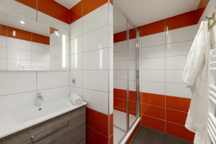 Holiday in mountain resort 3 room apartment 7 people (217) - Résidence Backgammon - Montchavin La Plagne