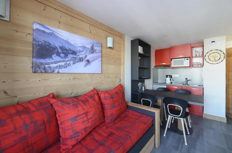 Holiday in mountain resort 2 room apartment 5 people (106) - Résidence Backgammon - Montchavin La Plagne
