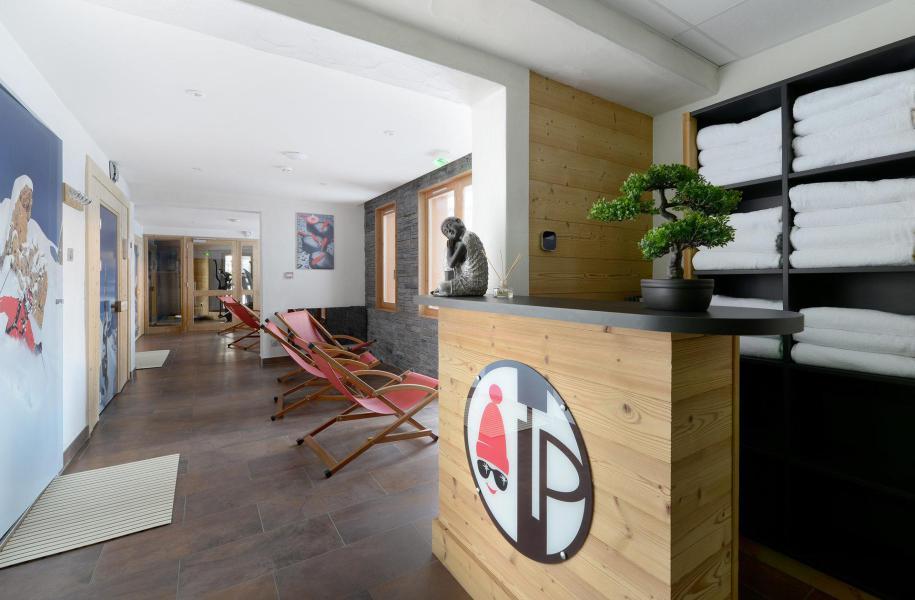 Holiday in mountain resort 2 room apartment 5 people (101) - Résidence Backgammon - Montchavin La Plagne