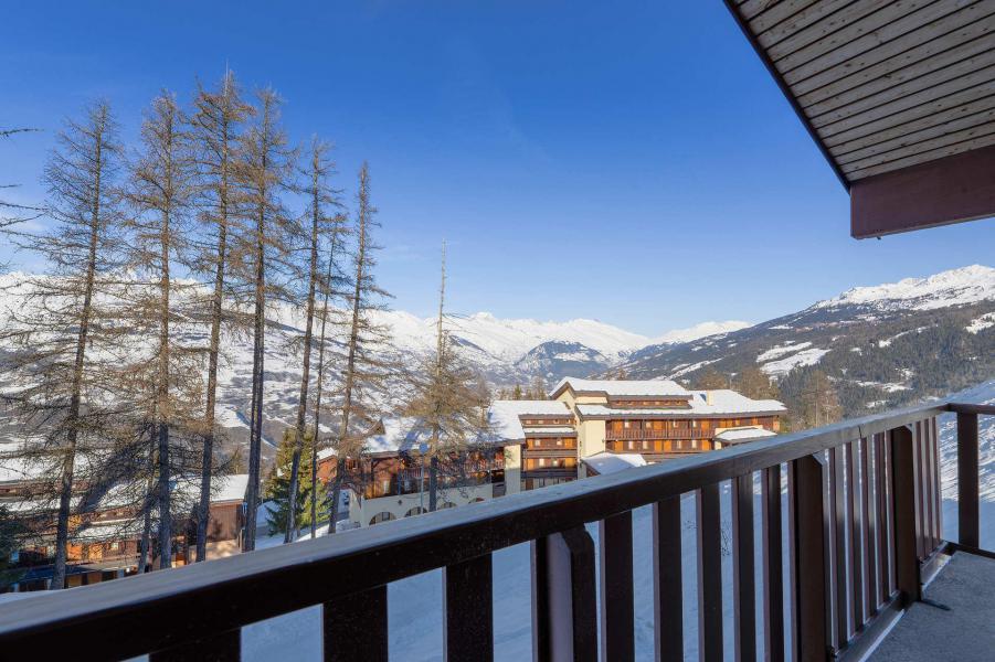 Holiday in mountain resort Studio 2 people (207) - Résidence Backgammon - Montchavin La Plagne