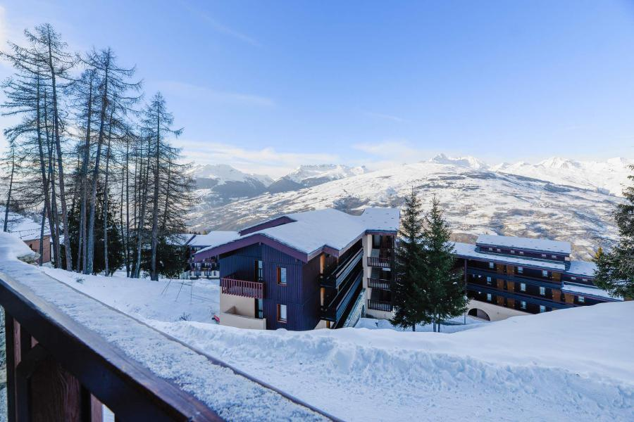 Holiday in mountain resort Studio 3 people (209) - Résidence Backgammon - Montchavin La Plagne