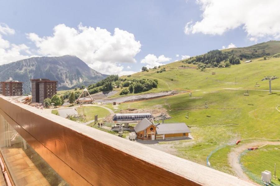 Holiday in mountain resort Studio 4 people (0803) - Résidence Baikonour - Le Corbier