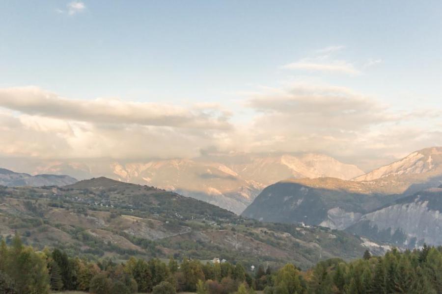 Vakantie in de bergen Studio bergnis 5 personen (0601) - Résidence Baikonour - Le Corbier