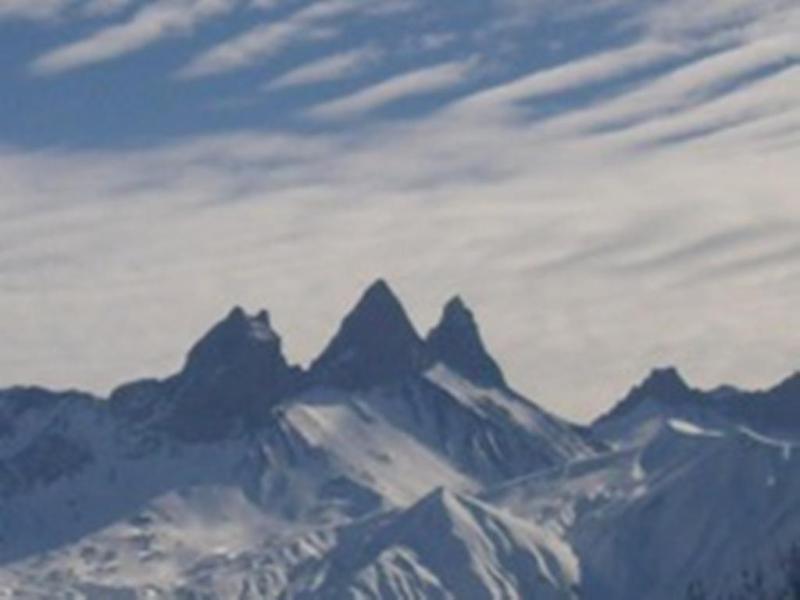 Vakantie in de bergen Studio bergnis 4 personen (1206) - Résidence Baikonour - Le Corbier
