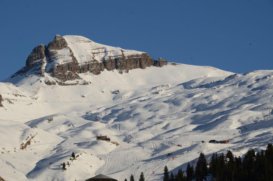 Vacances en montagne Appartement 2 pièces 6 personnes (A2) - Résidence Balance - Flaine