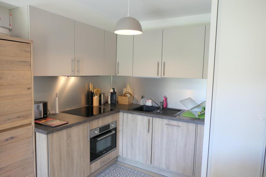 Wakacje w górach Apartament 2 pokojowy kabina 6 osób (A3) - Résidence Balcon des Aravis - Saint Gervais