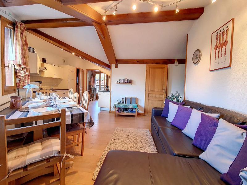 Vacanze in montagna Appartamento 3 stanze per 6 persone (B8) - Résidence Balcons de Tougnette - Saint Martin de Belleville - Cucinino