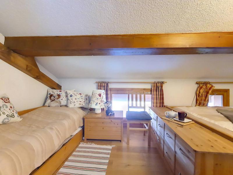 Vacanze in montagna Appartamento 3 stanze per 6 persone (B8) - Résidence Balcons de Tougnette - Saint Martin de Belleville - Soggiorno