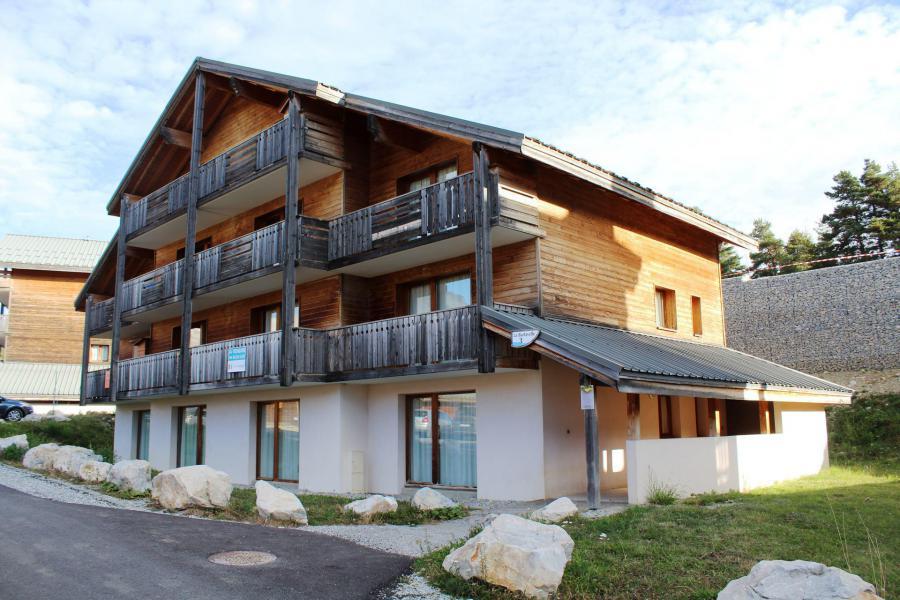 Vacaciones en montaña Résidence Bartavelle la Crête du Berger - La Joue du Loup - Verano