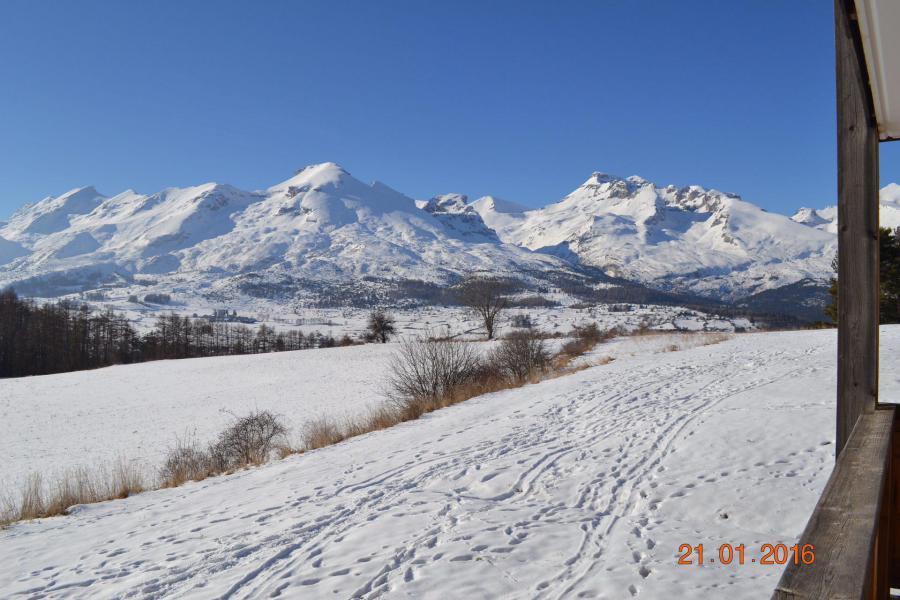 Vacaciones en montaña Apartamento 2 piezas para 4 personas (303) - Résidence Bartavelle la Crête du Berger - La Joue du Loup