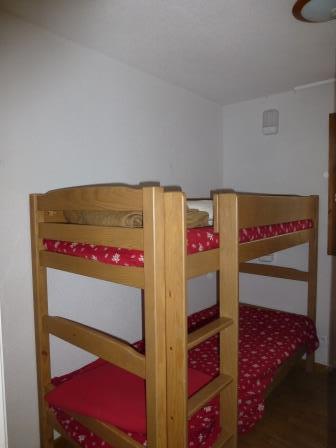 Vacaciones en montaña Apartamento 2 piezas para 4 personas (303) - Résidence Bartavelle la Crête du Berger - La Joue du Loup - Camas literas