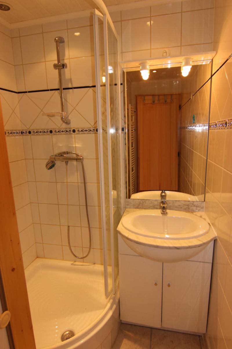 Vacances en montagne Appartement 2 pièces 4 personnes (4) - Résidence Beau Soleil - Val Thorens - Douche