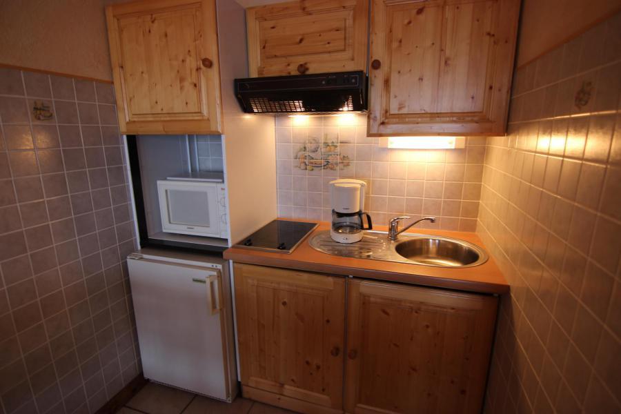 Vacances en montagne Appartement 2 pièces 4 personnes (4) - Résidence Beau Soleil - Val Thorens - Kitchenette