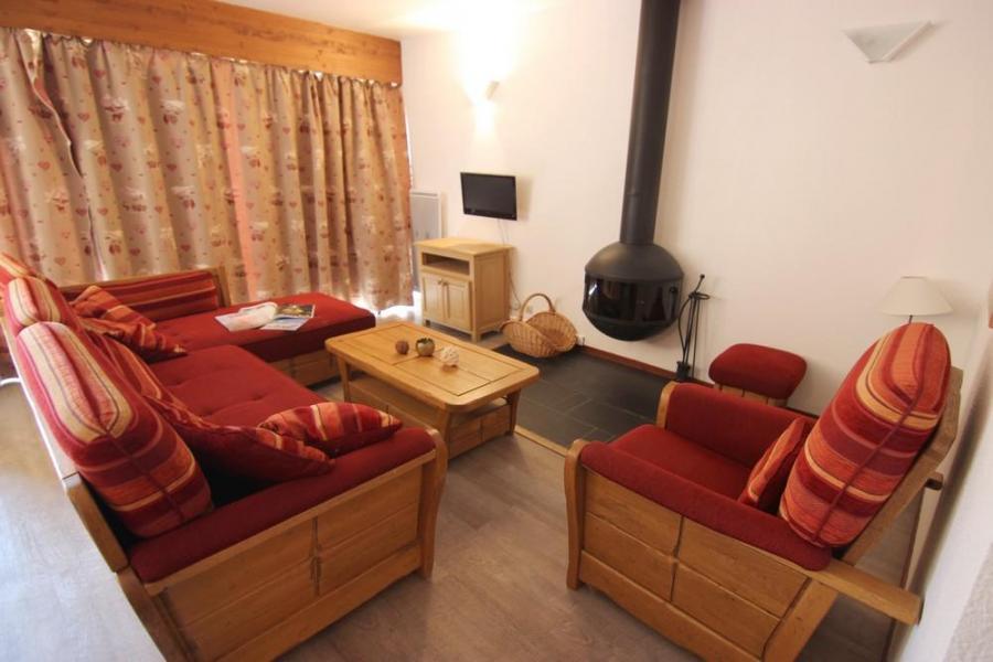 Vacances en montagne Appartement 3 pièces 6 personnes (3) - Résidence Beau Soleil - Val Thorens - Canapé-lit