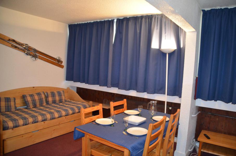 Vacances en montagne Studio 4 personnes (24) - Résidence Beaufortain - Les Menuires