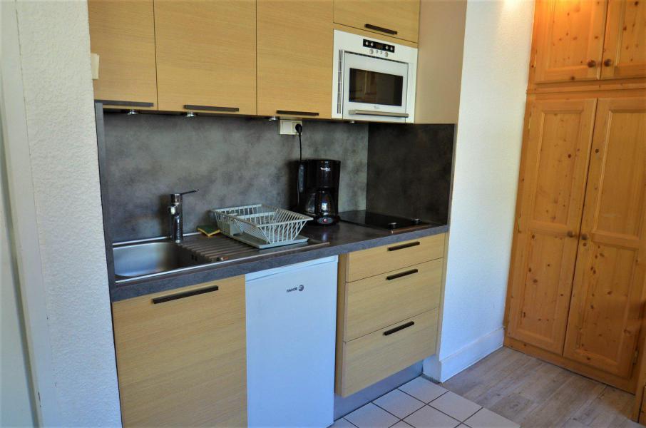 Vacances en montagne Studio 4 personnes (14) - Résidence Beaufortain - Les Menuires - Logement