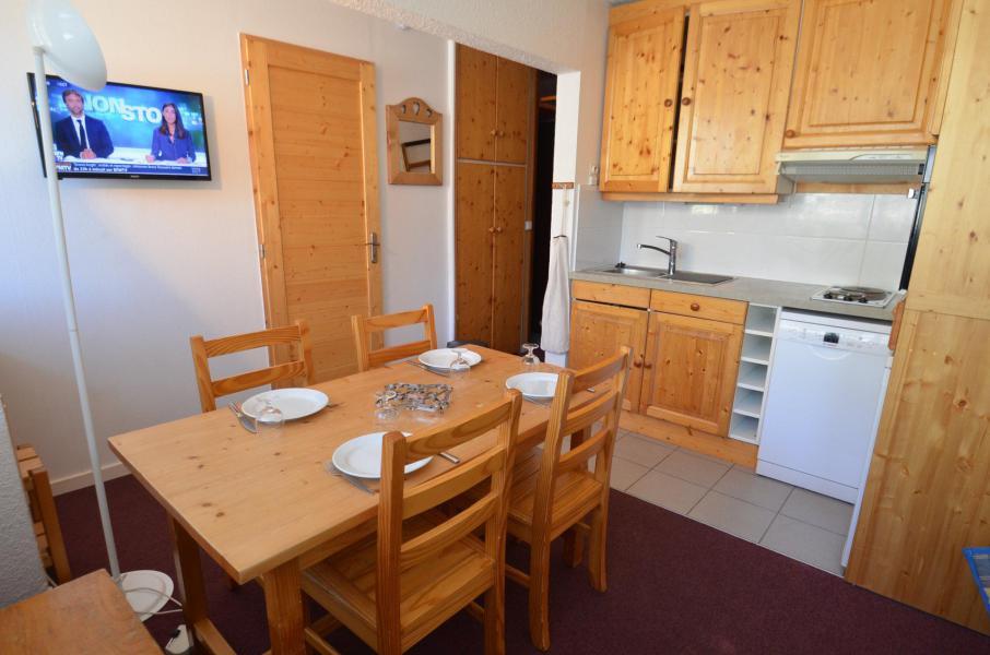 Vacances en montagne Studio 4 personnes (24) - Résidence Beaufortain - Les Menuires - Logement