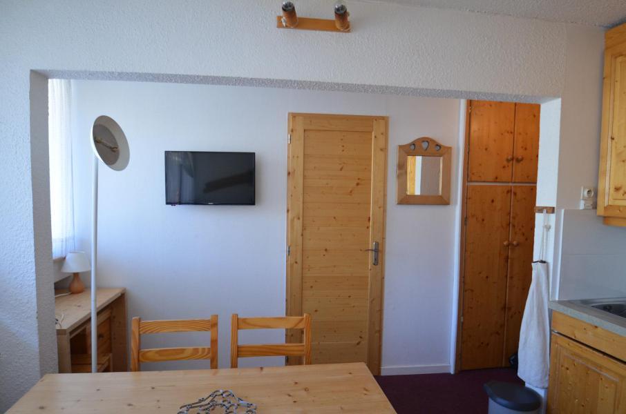 Vacances en montagne Studio 4 personnes (24) - Résidence Beaufortain - Les Menuires - Cuisine