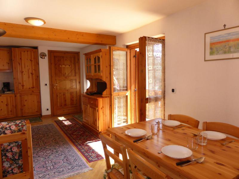 Urlaub in den Bergen 2-Zimmer-Appartment für 5 Personen (6) - Résidence Beauregard - Les Houches - Unterkunft