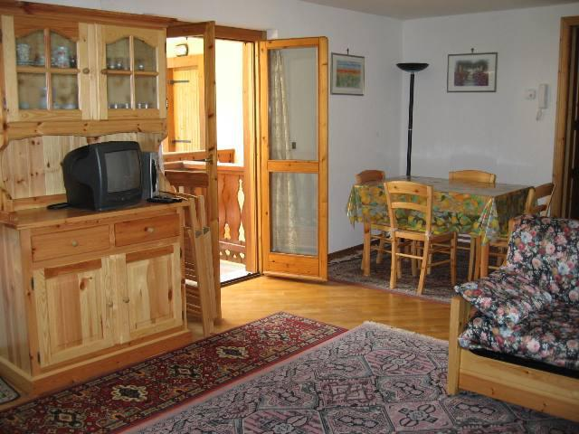 Holiday in mountain resort 2 room apartment 5 people (6) - Résidence Beauregard - Les Houches