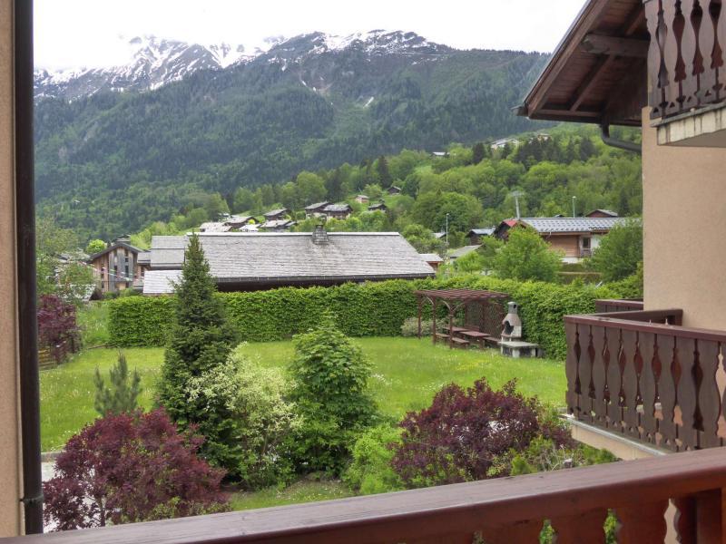 Urlaub in den Bergen 2-Zimmer-Appartment für 5 Personen (6) - Résidence Beauregard - Les Houches