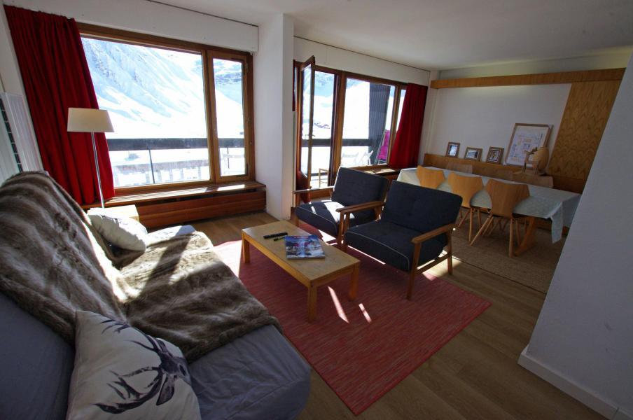 Каникулы в горах Апартаменты 4 комнат 10 чел. (153CL) - Résidence Bec Rouge - Tignes