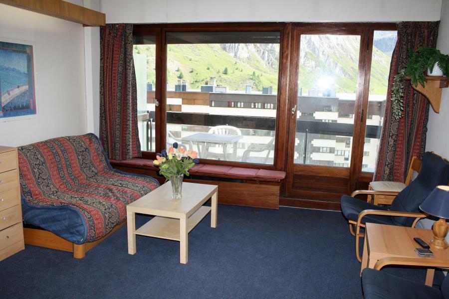 Каникулы в горах Апартаменты 2 комнат 6 чел. (731CL) - Résidence Bec Rouge - Tignes