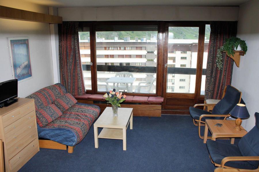 Wakacje w górach Apartament 2 pokojowy z alkową 6 osób (731CL) - Résidence Bec Rouge - Tignes