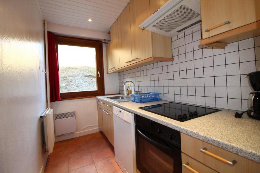 Wakacje w górach Apartament 2 pokojowy z alkową 6 osób (521CL) - Résidence Bec Rouge - Tignes - Aneks kuchenny