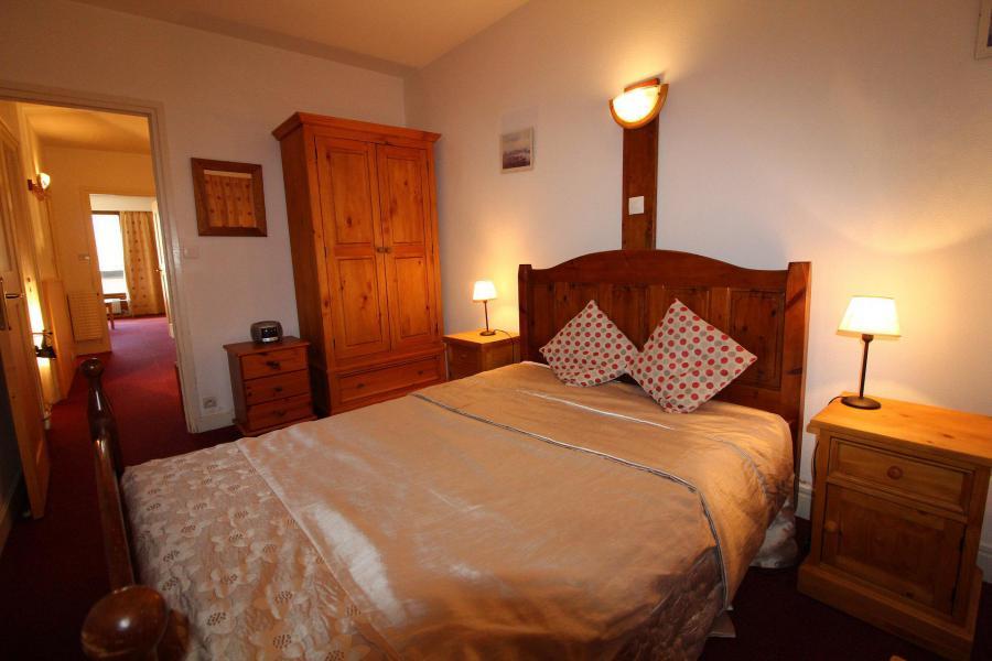 Wakacje w górach Apartament 2 pokojowy z alkową 6 osób (521CL) - Résidence Bec Rouge - Tignes - Łóżkem małżeńskim