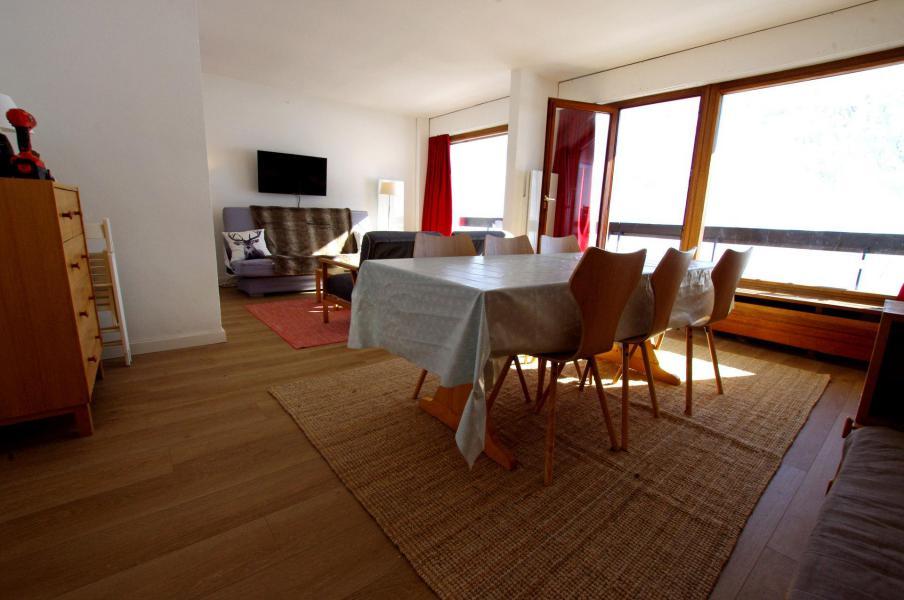 Wakacje w górach Apartament 4 pokojowy 10 osób (153CL) - Résidence Bec Rouge - Tignes - Pokój gościnny
