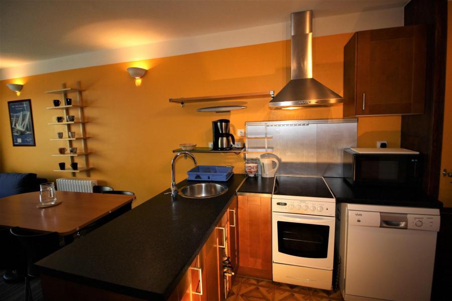 Каникулы в горах Квартира студия со спальней для 4 чел. (922CL) - Résidence Bec Rouge - Tignes - Небольш&