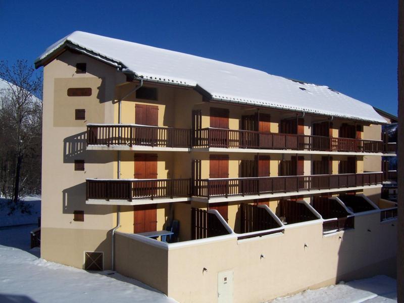 Holiday in mountain resort Résidence Bel Alp - Valloire