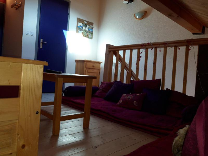 Holiday in mountain resort 3 room duplex apartment cabin 6 people (19) - Résidence Bel Alp - Valloire