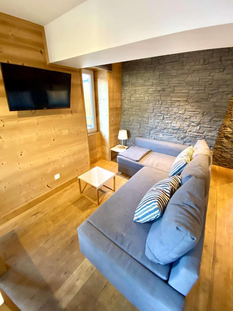 Wakacje w górach Apartament 2 pokojowy kabina 6 osób (407) - Résidence Bel Alp - Les 2 Alpes