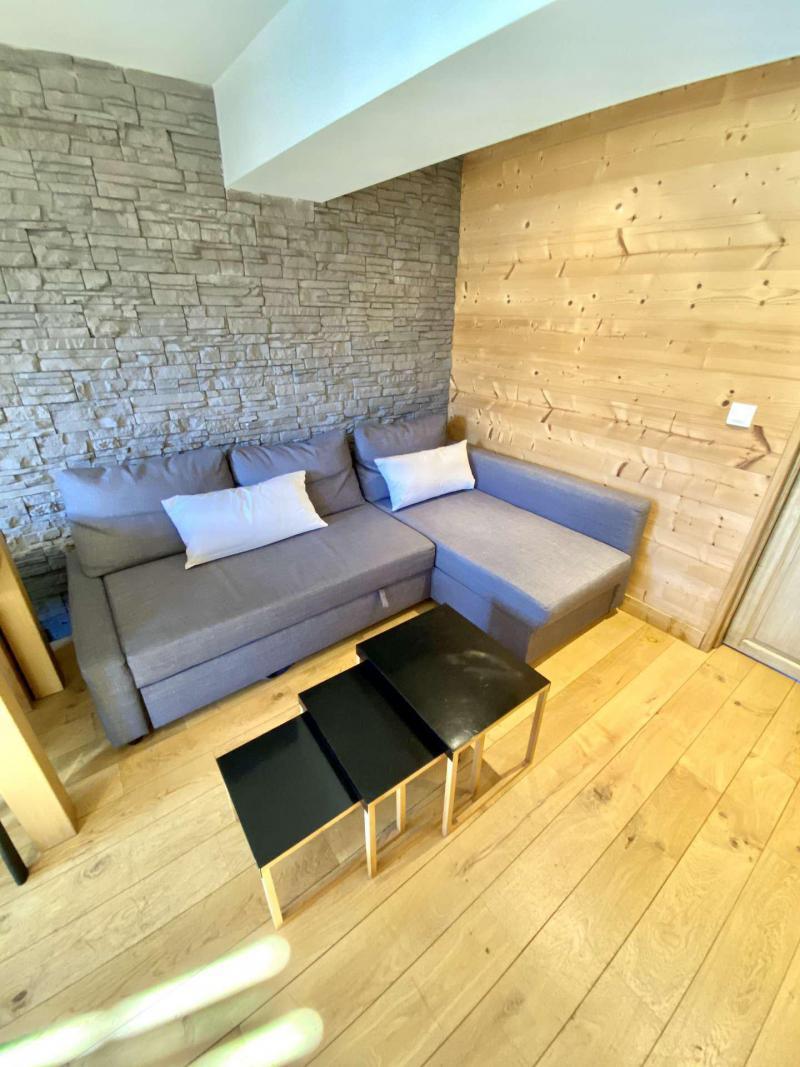 Wakacje w górach Apartament 2 pokojowy kabina 6 osób (409) - Résidence Bel Alp - Les 2 Alpes