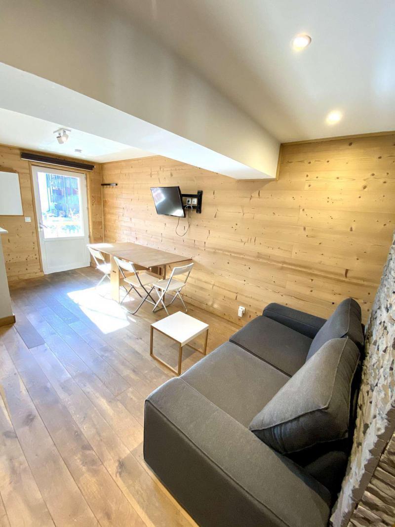 Wakacje w górach Apartament 2 pokojowy 4 osób (408) - Résidence Bel Alp - Les 2 Alpes