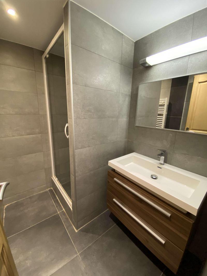 Wakacje w górach Apartament 2 pokojowy kabina 6 osób (404) - Résidence Bel Alp - Les 2 Alpes - Łazienka