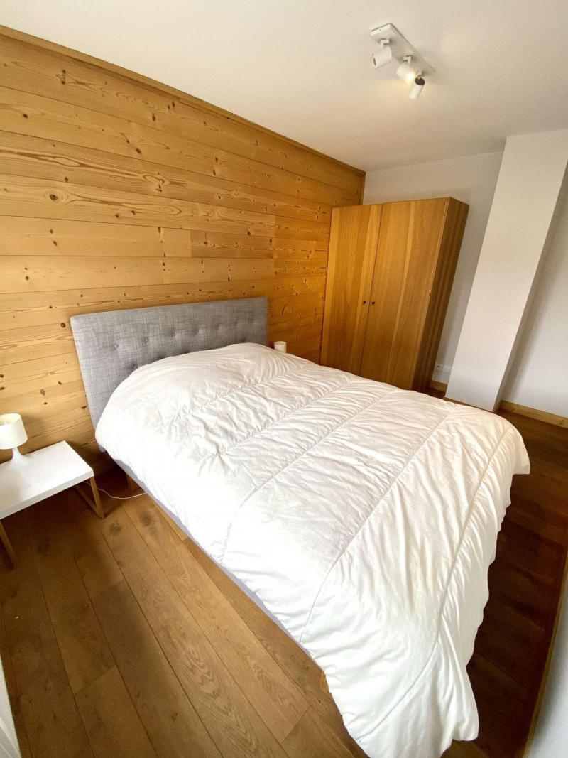 Wakacje w górach Apartament 2 pokojowy kabina 6 osób (404) - Résidence Bel Alp - Les 2 Alpes - Łóżkem małżeńskim
