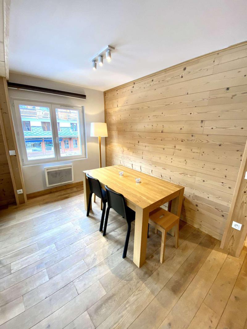Wakacje w górach Apartament 2 pokojowy kabina 6 osób (404) - Résidence Bel Alp - Les 2 Alpes - Stołem