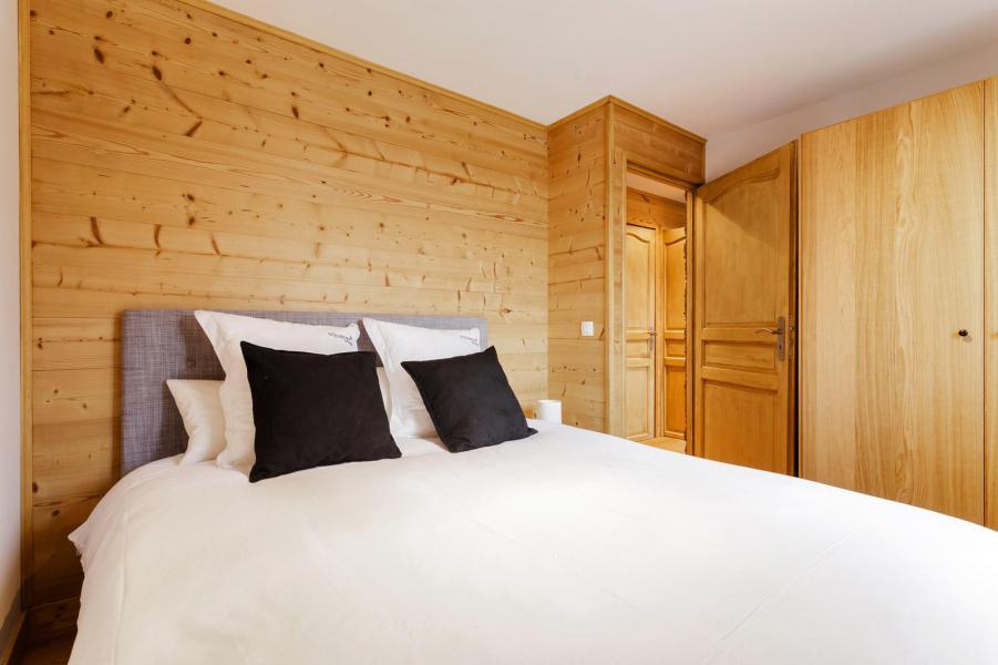 Wakacje w górach Apartament 3 pokojowy 6 osób (166) - Résidence Bel Alp - Les 2 Alpes - Łóżkem małżeńskim