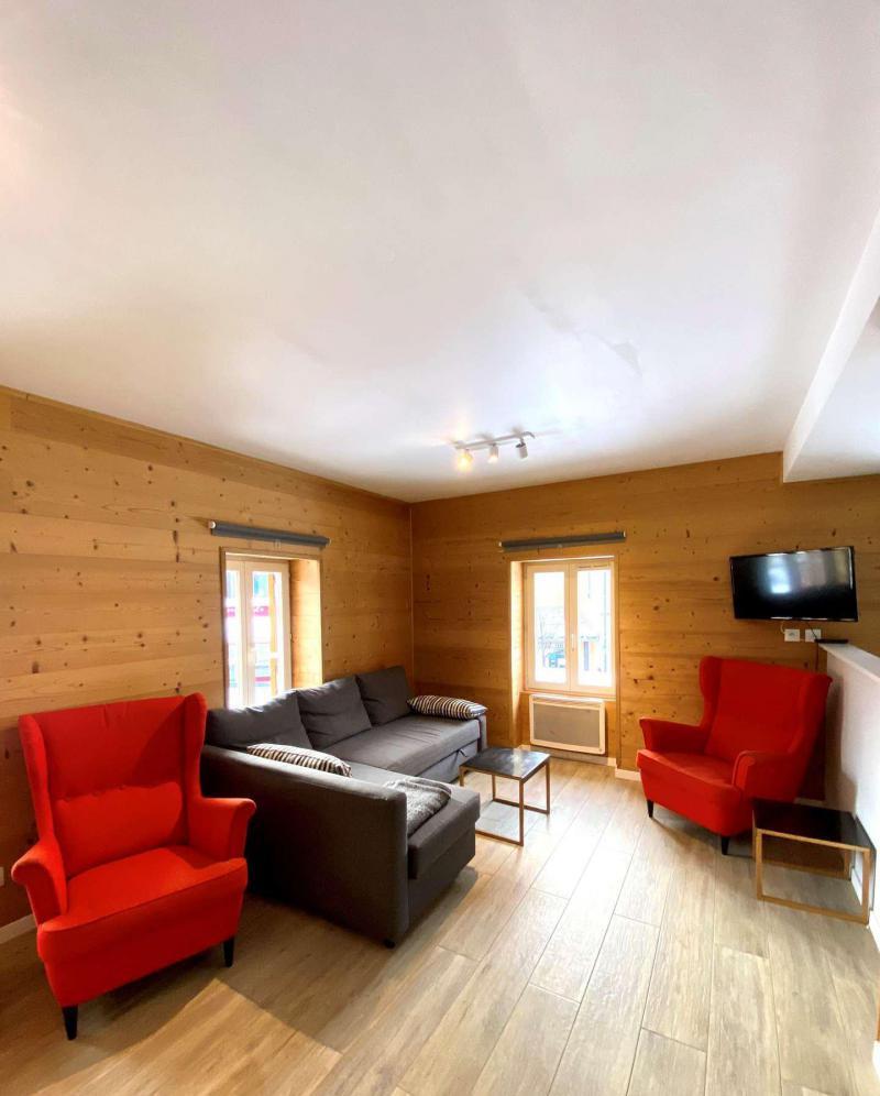 Wakacje w górach Logement 3 pièces 6 personnes (406) - Résidence Bel Alp - Les 2 Alpes - Zakwaterowanie