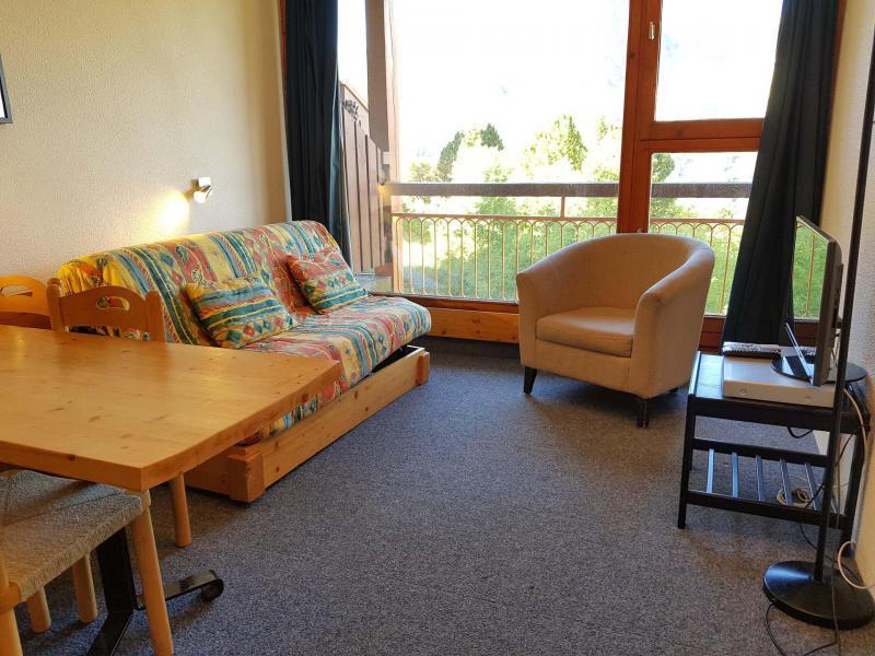 Vacances en montagne Studio coin montagne 4 personnes (403) - Résidence Bel Aval - Les Arcs - Logement