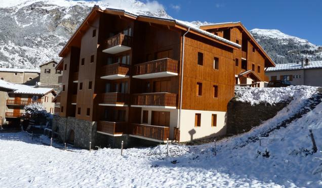 Vacaciones en montaña Résidence Belle - Val Cenis