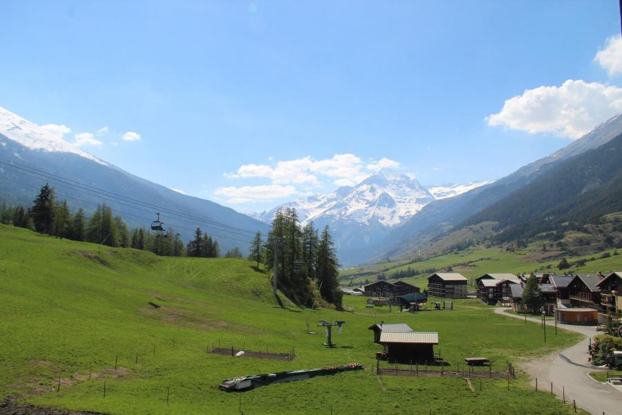 Vacaciones en montaña Estudio -espacio montaña- para 4 personas (BEL087) - Résidence Belle - Val Cenis