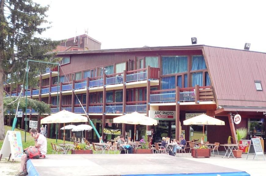Location au ski Residence Bellecote - Les Arcs - Extérieur été