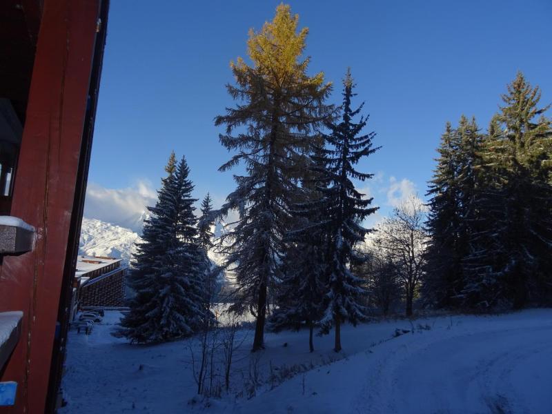 Vacances en montagne Studio 4 personnes (737) - Résidence Belles Challes - Les Arcs